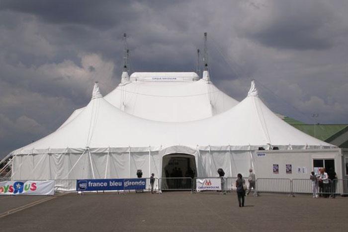 NIKULIN CIRCUS TENT & Big Tops - Circus Tents by VSO