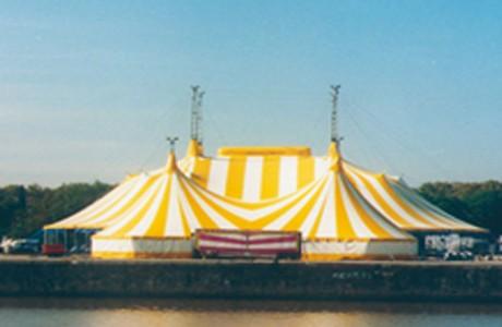 Chapiteau vso Tihany Circus