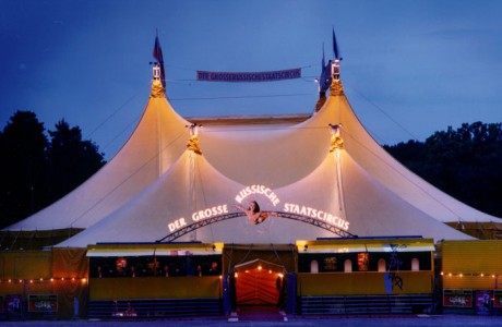 VSO MODERN TENT & Big Tops - Circus Tents by VSO